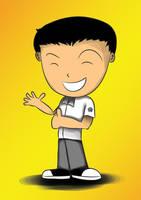 Icon Animasi SMK BPSK 2 Jakarta by taramultimedia