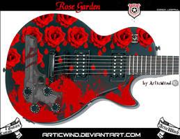CDG: Rose Garden by ArticWind