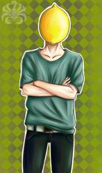 Lemonman by Kitsune-Inari-sama