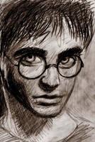 Daniel Radcliffe: Harry Potter by AmrasVeneanar