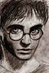 Daniel Radcliffe: Harry Potter by AmrasVeneanar