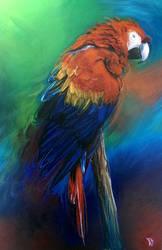 Parrot by Rpriet1