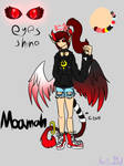 Moamah by LilyDragon14