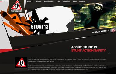 STUNT13.COM by rayamedia