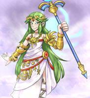 Goddess of Light by EngineerKappa