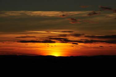 retro sunset by marlene-dietrich