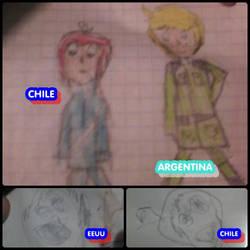 Hetamerica? by ArellLP