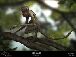 Fake-Tastic Beasts: Clabbert by JustMick
