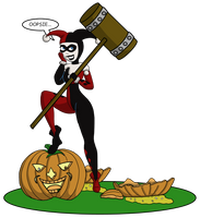 Harley Halloween by CDRudd