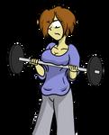 TG-Brad Gym Trouble by CDRudd