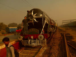 Akbar, my Railway Kinship by PaxAeternum