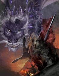 Death of Amethyst FNL 3 by NickGreenwood
