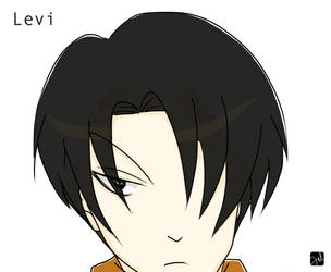 Levi by Vanzhoel