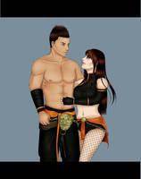 [CM] Couple by Lei-Mizuhime