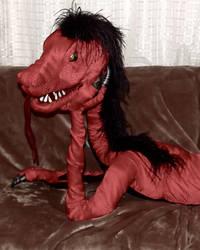 BIg Red Dragon 2 by MammaLion