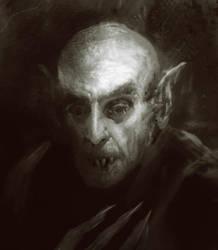 Nosferatu by Manzanedo