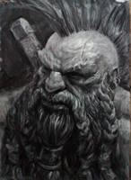 Dwarf 2 by Manzanedo