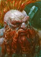 Dwarf by Manzanedo