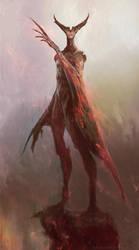 Daemon by Manzanedo