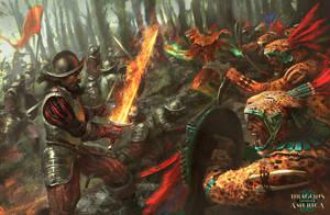 Ambush by Manzanedo