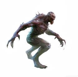 Ghoul by Manzanedo