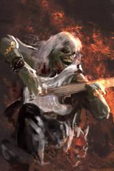 Eddie by Manzanedo
