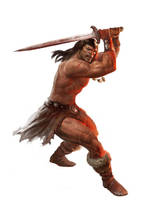 Conan by Manzanedo