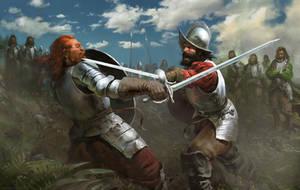 Duel by Manzanedo