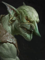 Goblin by Manzanedo