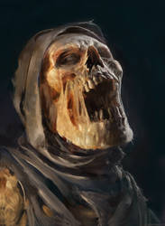 Mummy by Manzanedo