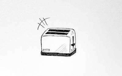 Toaster by lNiyu