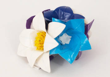 Duct Tape Corsage Cool by DuckTapeBandit