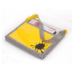 Duct Tape Taxi Splatter Bag by DuckTapeBandit