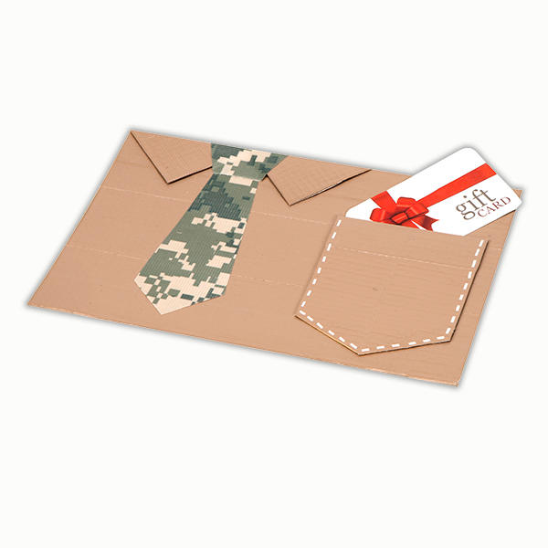 Father's Day Gift Card Holder by DuckTapeBandit