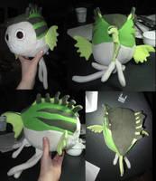 Minion- You fantastic Fish by silvermoonnw