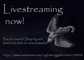 Livestream 3-26-17 by silvermoonnw