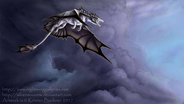 Stormcaller by silvermoonnw
