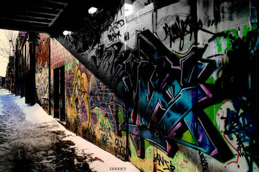 Dividing Line by GOOOFY23