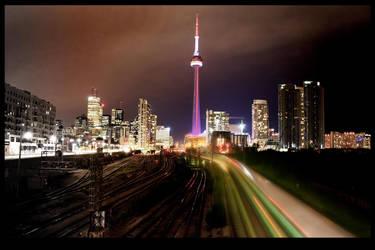 Toronto Glow by GOOOFY23