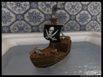 Pirates of the sink by c4dazubi08