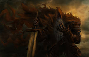 The blood of the Dark Soul by Ardoric95