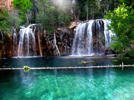 The Hanging Lake by DovahLi