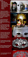 ACB: Hellequin Mask Tutorial by DovahLi