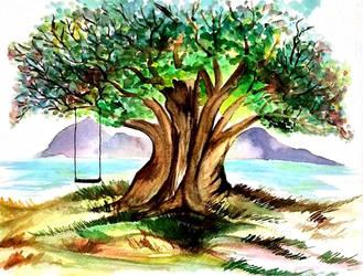 tree by trealeaf