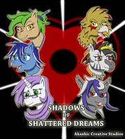 Shadows of Shattered Dreams Cover by Sword-of-Akasha
