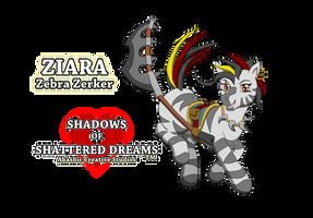 Ziara The Flying Guillotine by Sword-of-Akasha