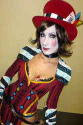 Mad Moxxi hot! by lanieball