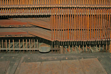 Push rods by holzernes-herz