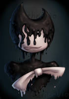 Ink Bendy by OtherVio