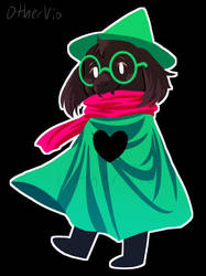 Ralsei by OtherVio